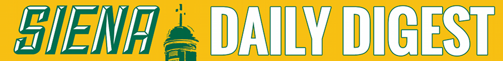 Siena College Daily Digest